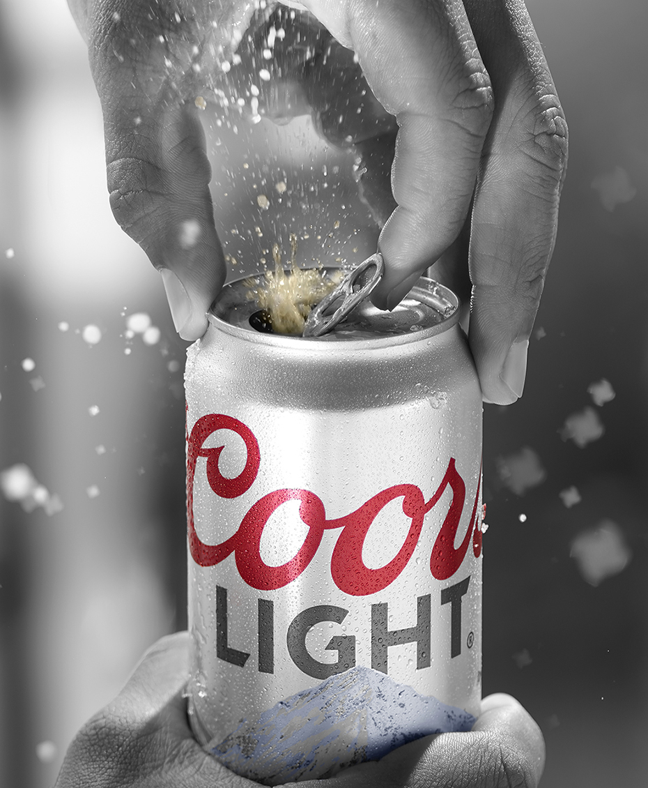 Coors can open