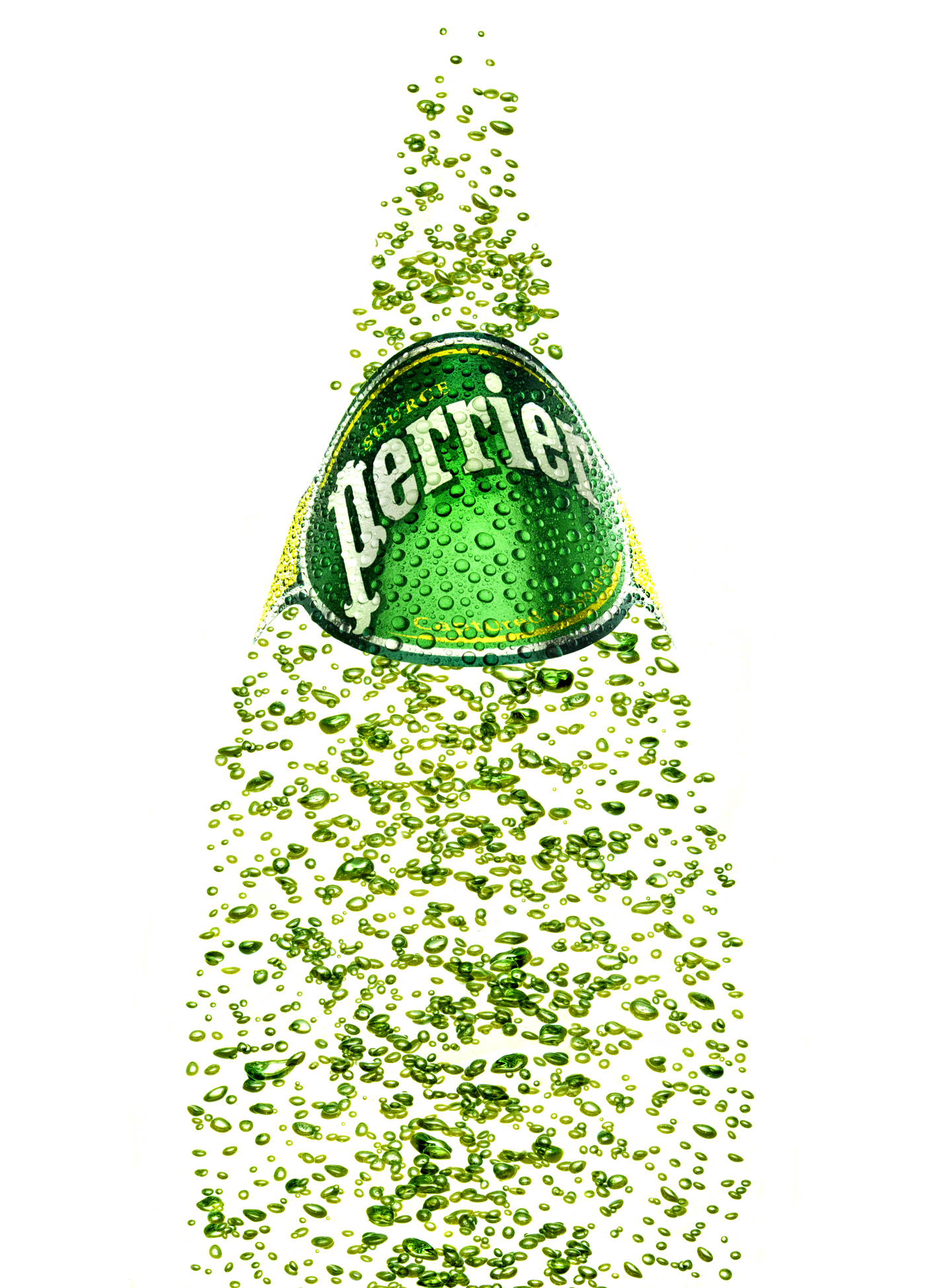 Perrier bubbles copy